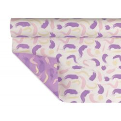 PAINTING - Opaline Lilas 0,80 x 40m