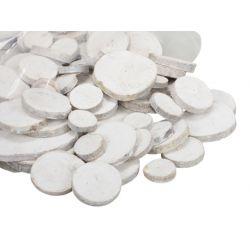 Tranches de bois mix Blanc 330 gr