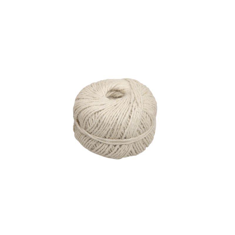 Rouleau de corde Blanc 200 gr