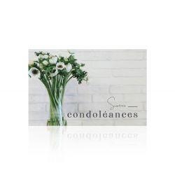 """CONDO - Carte Jeso """"Romantico"""" par 10 Deuil"""