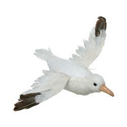 BIRDY - Mouette volante Plume L45 x P34 x H8cm