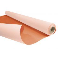Kraft Duo pastel Orange / rose 0.79 x 40 m