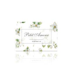DIV - Carte Jeso Amour par 10 Bienvenue au petit Amour