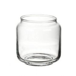 COURO - Vase bocal Verre D8/10 x H10 cm