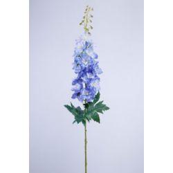 Delphinium sur tige 3 feuilles Bleu H93 cm
