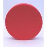 Tarte Mousse 20cm avec base Rouge Baroque par 2