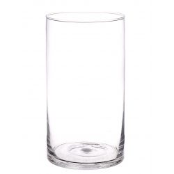 Vase Verre Cylindre D15.5 x...