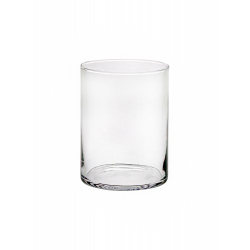 Vase Verre Cylindre D15 x...