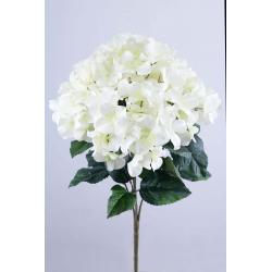 Bouquet Hortensia Crème H48 cm