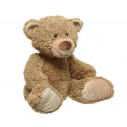 TEDDY - Ours Peluche Marron...
