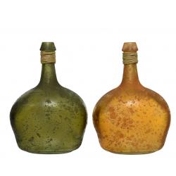RAFFIA - Vases Verre...