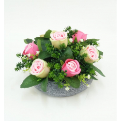 Vasque Ciment  Rose, Gyspo,...