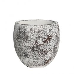 Pot Ciment imitation pierre...