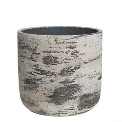 Pot Ciment moderne 18x18x17...
