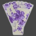 Cône 50x54x15 Fashion Violet x50