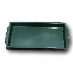 Centre de Table Rectangle PVC Vert
