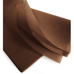 Rame Soie 50x75 cm 480 f. Chocolat