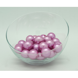 Perles 20 mm Lilas