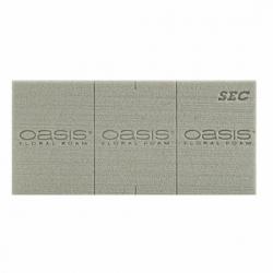OASIS SEC - Mousse sèche Grise 20 briques