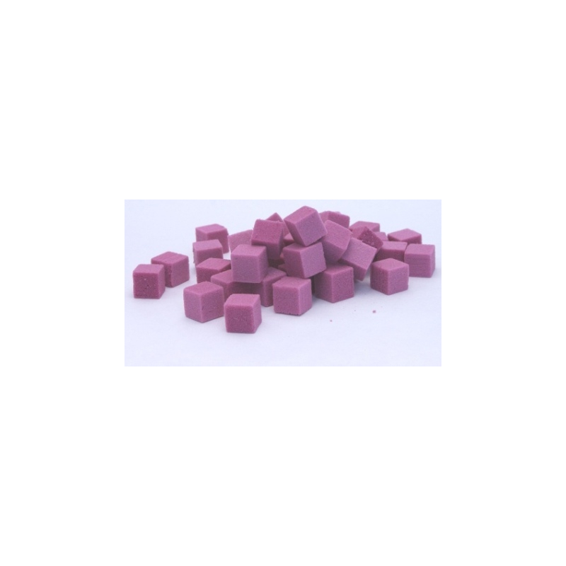 Cube Mousse Fuchsia