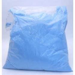 Poudre Mousse 250grm Bleu