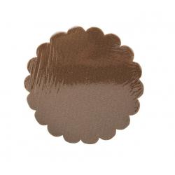 Tarte Cannelée Chocolat D15cm H5 par 2