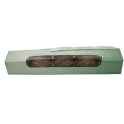 SPHÈRE - Mousse Rainbow Chocolat, 7 cm, par 5