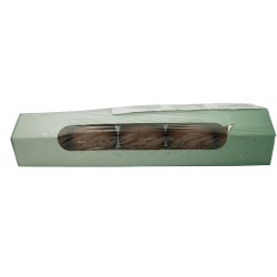 Sphere Mousse 7cm Chocolat x5
