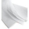 Rame Soie Blanc 480 feuilles 50x75 cm