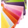 Rame Soie Mixées 10 couleurs 480 f 50x75 cm
