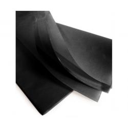 Rame Soie Noir 480 feuilles 50x75