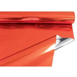 Papier Métal Rouge 0.70x50 m/9931