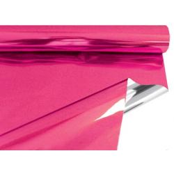 Papier Métal Fuchsia 0.70x50 m/9298