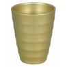 Cache-pot d14 h17 cm Or par 6