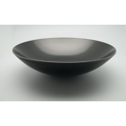 Coupe plastique d28 cm Anthracite