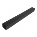 RAQUETTE 100CM - Mousse Eychenne ALL BLACK par 10