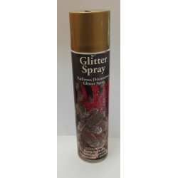 GLITTER - Bombe Paillettes Or 400ml