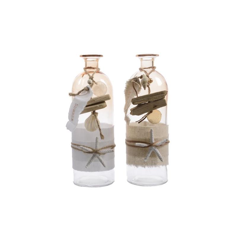 deco bouteille en verre dco avec bouteilles en verre brun apothicaire vase with deco bouteille. Black Bedroom Furniture Sets. Home Design Ideas