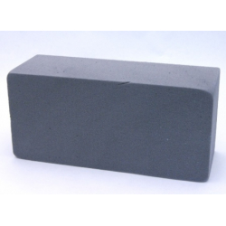 Brique Mousse 23x11x8 Anthracite x4