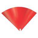 Angolo 50x50 Métal Rouge par 100