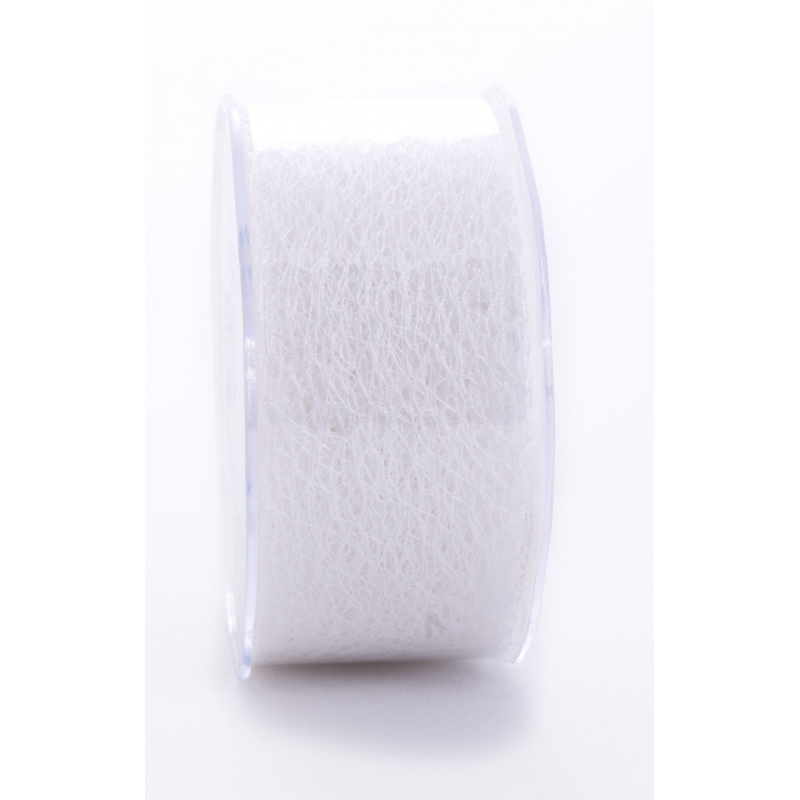 Ruban Paradis 50mmx20m Blanc
