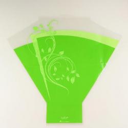 Cone 50x50x15 Nature Vert par 50