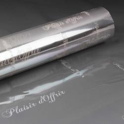PLAISIR D'OFFRIR - Blanc 80 x 120m Cello Fantaisie 40µ
