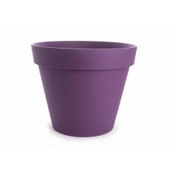 TOSCANE Pot d60 x h47 cm Aubergine