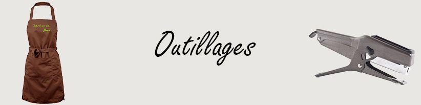 Outillages - Matériel pour Fleuristes et Professionnels