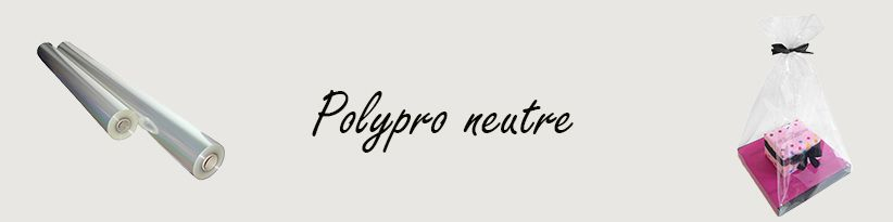 Polypro Neutre
