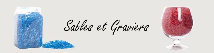 Sables et Graviers