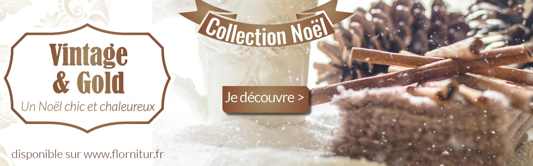 Noël Flornitur Collection Vintage